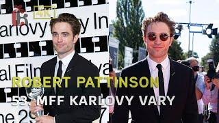 Download Robert Pattinson na 53. MFF Karlovy Vary - Ocenění, Uvedení, Červený koberec Video
