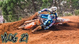 Download day in the sand practicing motocross at valkenswaard mx | Vlog 21 Video