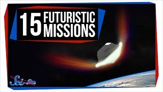 Download 15 Futuristic Space Mission Concepts in 5 Minutes Video