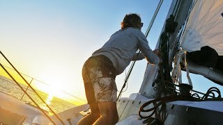 Download The First Day of the Rest of Our Lives! (Sailing ACTUAL La Vagabonde) Ep. 91 Video
