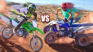 Download EPIC DIRTBIKE vs ATV Adventure!! Video