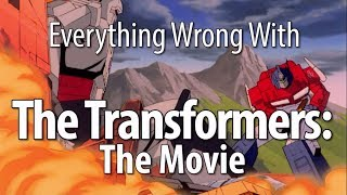 Download Everything Wrong With The Transformers: The Movie (1986) Video