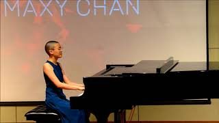 Download Piano Performance | Maxy Chan | TEDxUCSIUniversity Video