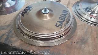 Download Working on some cymbals... Video