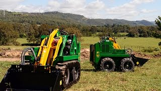 Download Kanga DW625 loader review | Earthmovers & Excavators Video