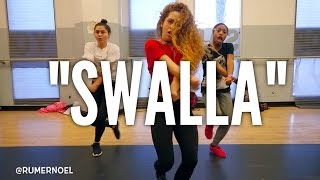 Download ″SWALLA″ | RUMER NOEL CHOREO | @NICKIMINAJ @JASONDERULO | @RUMERNOEL Video