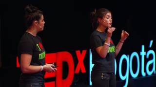 Download La moringa | Susana Arevalo & Maria Paula Laverde | TEDxBogota Video