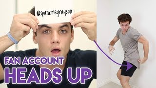 Download Fan Account Heads Up!! Video