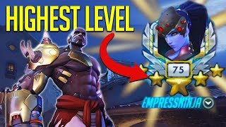 Download The Highest Level In Overwatch! Video