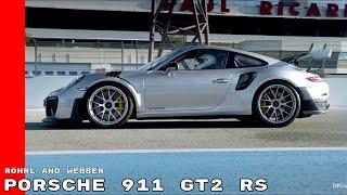 Download Porsche 911 GT2 RS Speechless Walter Röhrl and Mark Webber Video