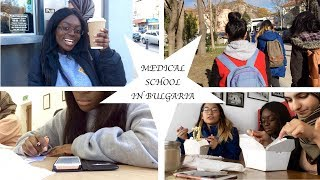 Download Day in The Life of a Medical Student in Bulgaria| VLOG Video