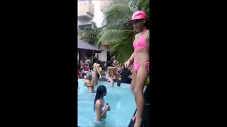 Download Pattaya - Pool Party with Hot Ladyboys Video