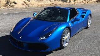 Download Ferrari 488 Spider - One Take Video
