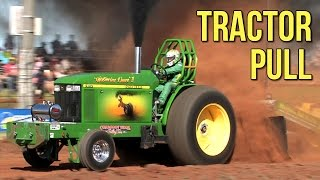 Download Aussie Tractor Pull Video