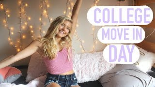 Download COLLEGE MOVE IN DAY VLOG Video