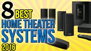 Download 8 Best Home Theater Systems 2016 Video