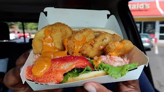 Download McDonalds Spicy McLobster Nuggets - HACK THE MENU Video