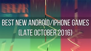 Download Best new Android and iPhone games (late October 2016) Video