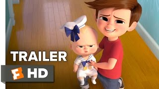 Download The Boss Baby Official Trailer 1 (2017) - Alec Baldwin Movie Video