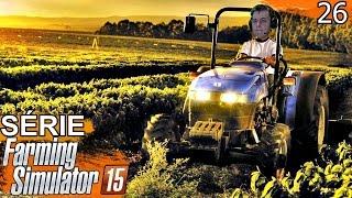 Download Farming Simulator 2015 - Organizando a Fazenda do Crazy #26 Video