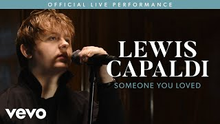 Download Lewis Capaldi - Someone You Loved (Live) | Vevo LIFT Video