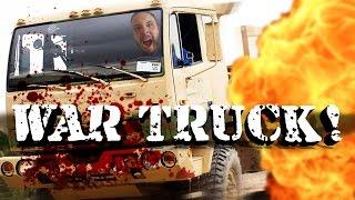 Download BLACK TRUCK DOWN - War Truck Simulator Gameplay Video