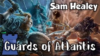Download Guards of Atlantis Review - with Sam Healey Video