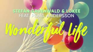 Download Stefan Gruenwald & Lokee feat. Pearl Andersson - Wonderful Life (Extended Mix) 96kb Video