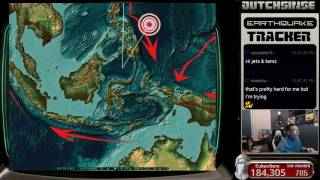 Download 1/05/2017 - Nightly Earthquake Update + Forecast - New deep earthquakes - New Transfer zone watch Video