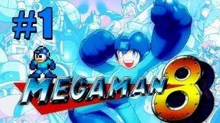 Download Megaman 8 #1 QUE NOSTALGIA *-* Video
