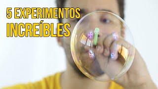 Download 5 EXPERIMENTOS CON AGUA PARA NIÑOS (Recopilación) Video
