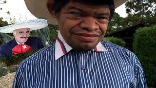 Download HOMBRE HUMILDE con la VOZ de VICENTE FERNÁNDEZ | SOY IVÁN Video