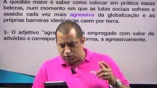 Download Aula de Classes Gramaticais e Análise Sintática P 3 Video