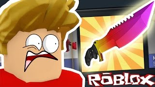 Download ROBLOX | UNBOXING THE BEST KNIFE IN THE GAME?! - Murder Mystery 2 MEGA STREAM!!! Video