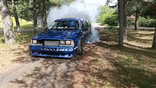 Download BUILT TO USE EP:1 | Kevins Volvo 745 b230 500whp driftcar | English Subtitles Video