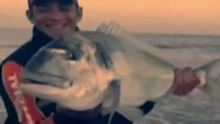 Download Pesca da Dourada Rebalos na praia Surfcasting HD.mkv Video