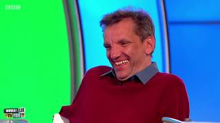 Download Henning Wehn's deeply inappropriate gift - Would I Lie to You? Video