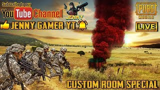 Download PUBG MOBILE LIVE CUSTOM ROOM | HATERS STAY AWAY FROM ME🙏 |THANKS RUDE SNIPER AND CHITMEN Video