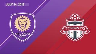 Download HIGHLIGHTS: Orlando City SC vs. Toronto FC | July 14, 2018 Video