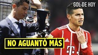 Download Grave lesión y James juega   Ronaldo explota por la prensa   ″Griezmann al Puskas″ Video