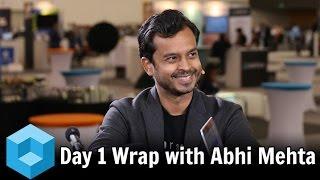 Download Day One Wrap with Abhi Mehta - Hadoop Summit 2016 San Jose - #HS16SJ - #theCUBE Video