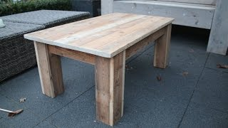 Download Diy Coffee table Video