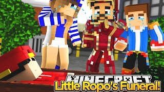 Download Minecraft Adventure - LITTLE ROPO'S FUNERAL!! Video