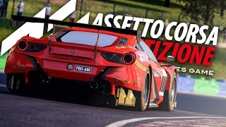 Download ASSETTO CORSA COMPETIZIONE - FERRARI 488 GT3 - BUILD 4 Video