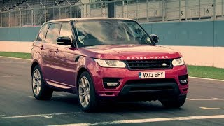 Download The Range Rover Sport - Top Gear - The Stig - BBC Video
