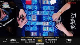 Download 2018 WCQ: National Championship - UK - Top 16 - Thomas Rose vs Kyle White Video