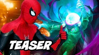 Download Spider-Man Far From Home Teaser and Avengers 4 Timeline Explained Video