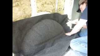 Download How to carpet a VW T5 wheel arch... Video