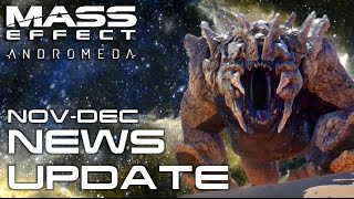 Download Mass Effect: Andromeda News | EVERYTHING from Nov-Dec, Romances & Squadmates, Game Informer, & More! Video