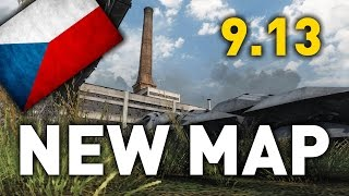 Download World of Tanks    New Map - Pilsen - 9.13 Preview Video